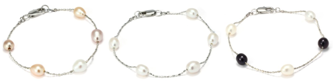 pearl jewelry in fashion