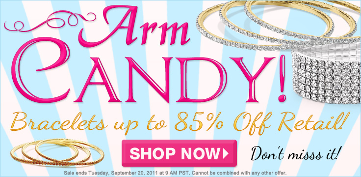 arm candy sale