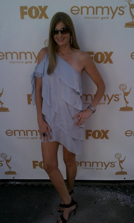 karin at the emmys