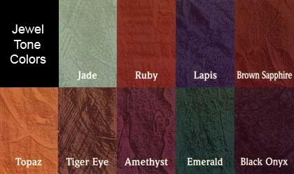 Trend alert jewel tones for fall inspired silver - Jewel tones color palette ...