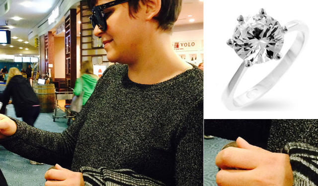 Ginnifer goodwin engagement ring