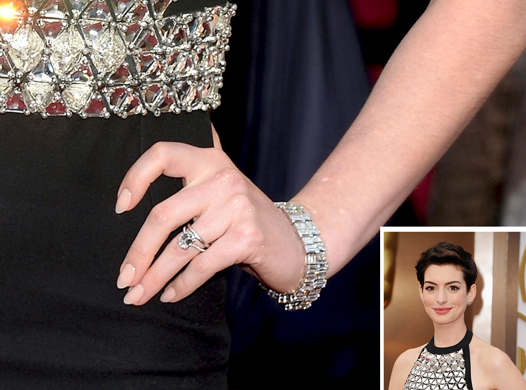 Images of Anne Hathaway Wedding Band SpaceHero