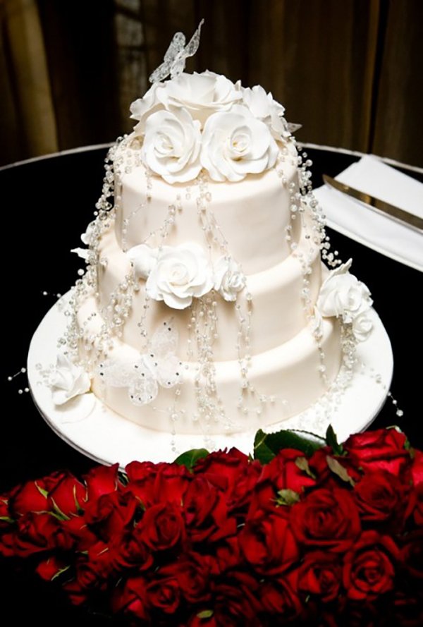 wedding jewelry cakes inspired silver. Black Bedroom Furniture Sets. Home Design Ideas